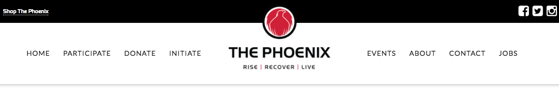 The Phoenix - Sober Active Community